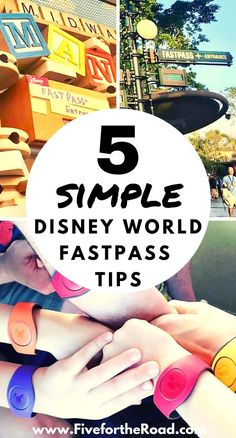 5 Disney Fastpass tips to help plan your Walt Disney World vacation. Includes Disney World Fastpass Tiers and how to plan your day. Disney Cruise Tips, Disneyland Tips, Disney Vacation Planning, Disney World Planning, Disney Travel, Orlando Vacation, Florida Vacation, Vacation Ideas, Trip Planning