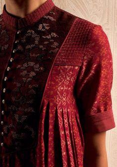 Best Dress Designs Indian Kurti Back Ideas Dress Neck Designs, Designs For Dresses, Sleeve Designs, Blouse Designs, Frock Design, Kurta Patterns, Kurta Neck Design, Kurta Designs Women, Kurti Designs Party Wear