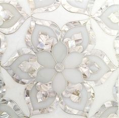 Aurora Marble & Pearl Glass Tile Shop for Aurora with White Thassos Royal White and Pearl Glass and Marble Tile at Marble Tiles, Subway Tiles, Tiling, Glass Tiles, Glass Tile Bathroom, Marble Floor, White Glass Tile, Bathroom Sets, Bathroom Tumbler