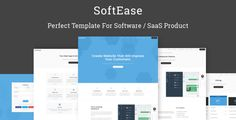 SoftEase v1.2 – modern design that has awesome UI / UX. It is designed to increase your conversion rate.An amazing layout gives engaging experience for visitors.  SoftEase v1.2 HTML Template Free Download Download  Features  6 Awesome Demos- The more the better.. Fully Responsive-...