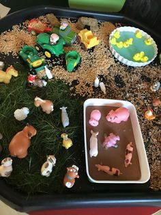 Infant activities, activities for kids, sensory boxes, sensory table, farm sensory Nursery Activities, Farm Activities, Toddler Learning Activities, Infant Activities, Indoor Activities, Outdoor Toddler Activities, Babysitting Activities, Outdoor Games, Summer Activities