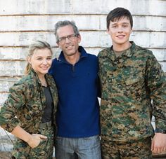 Meet 'The Wave' Stars Chloe Grace Moretz and Nick Robinson and Author Rick Yancey at Georgia Book Signing The Fifth Wave Book, The 5th Wave Series, Nick Robinson, Books Turned Into Movies, Love Simon, Great Novels, Mtv Movie Awards, Cool Books, Chloe Grace Moretz