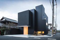 Дом Обрамление (Framing House) в Японии от Form / Kouichi Kimura Architects.