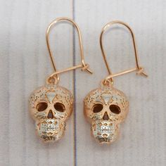 Are you interested in our Skull Earrings? With our Candy Skull Earrings you need look no further.