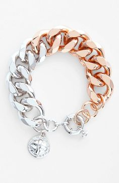 Silver or rose gold? I'll take both, please!