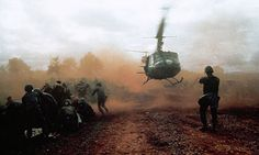 Vietnam War helicopter