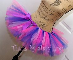 Soft Dreamy Kawaii Cheshire Cat Costume Purple by TutusByAmyLou