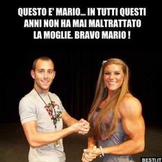Questo è Mario Best Quotes, Funny Quotes, Italian Memes, Funny Scenes, Running Workouts, Funny Pins, Funny Moments, Wisdom, Comics