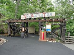 Thunderation - Silver Dollar City (Branson, Missouri, USA)