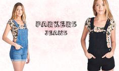 Parkers Jeans - Chic Festival Looks #2015 #2016 #Photoshoot #denim #jeans #model #editorial #fashion #shorts #summer #festival #overall #chic #lookbook