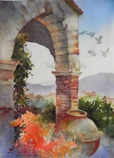 Linda Griffin: Watercolorist – Landscapes Gallery