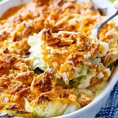 Old-Fashioned Cabbage Casserole is a southern favorite with a creamy cabbage filling topped with buttery cracker crumbs. This creamy, cheesy casserole is comfort food at its best. Vegetable Side Dishes, Vegetable Recipes, Vegetable Salads, Veggie Meals, Casserole Dishes, Casserole Recipes, Pizza Casserole, Chicken Casserole, Vegetable Casserole
