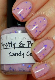 Pretty and Polished Candy Coated