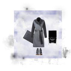 """Grey Mood"" by ikraikra on Polyvore"