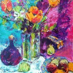 saatchi art artist sandy welch  painting   u201cwhen a white