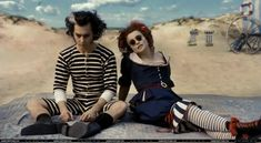 Sweeney Todd... My kinda beach day
