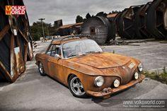 Rusty Razor