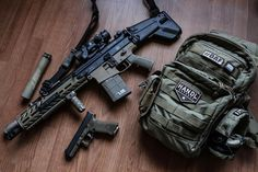 Airsoft hub is a social network that connects people with a passion for airsoft. Talk about the latest airsoft guns, tactical gear or simply share with others on this network Weapons Guns, Airsoft Guns, Guns And Ammo, Battle Rifle, Tac Gear, Custom Guns, Bushcraft, Assault Rifle, Cool Guns