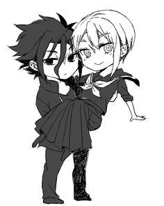 Ryo x Alice