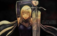 Love the color and lighting! Claymore
