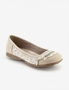 JELLYPOP® DELPHA FLAT CASUAL SHOE..seen these at bealls outlet around Christmas last year. Shoulda bought 'em