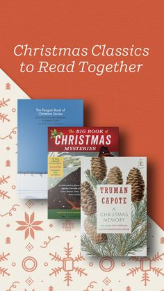 Share the holiday spirit with these classic Christmas books. These beloved stories, including A Christmas Carol, The Nutcracker, Little Women, and The Autobiography of Santa Claus, are perfect for adults and children to read together this season. Christmas Books, A Christmas Story, Christmas Carol, Santa Claus Story, Classics To Read, Grace Dent, Penguin Classics, Penguin Random House, Books To Buy