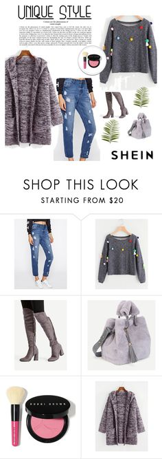 """Shein 26"" by zerina913 ❤ liked on Polyvore featuring Bobbi Brown Cosmetics, Pier 1 Imports and shein"