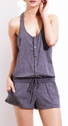 Sandbanks Romper! rompers....some look terrible, this one's simple and cute