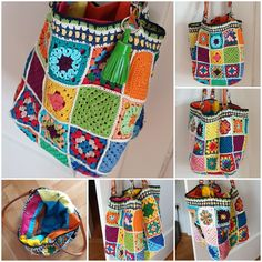 Überzug Tasche gehäkelt aus Grnnies Backpacks, Bags, Fashion, Handbags, Moda, Fashion Styles, Backpack, Fashion Illustrations, Backpacker