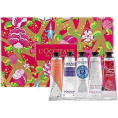 Bestselling Holiday Gift Picks: L'Occitane Hand Cream Confections Set - $40 #Sephora #GiftExtraordinary