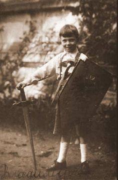 Grand Duke Vladimir Kirillovich, son of Grand Duchess Victoria Melita and Grand Duke Kyril Kirillovich