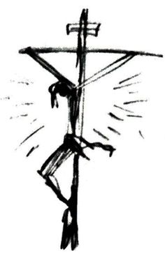 Cristo En La Cruz