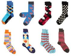 funky socks for men - Google Search