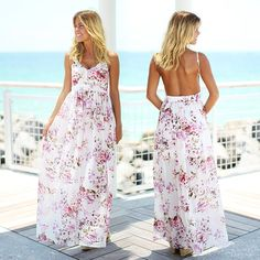 RESTOCK ALERT! This gorgeous ivory floral dress is back! yay!!! Shop at savedbythedress.com