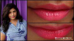 30 Days Lipstick Challenge: Day 23 Inglot Lipstick Refill#10