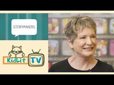 Q1: KidLit TV | StoryMakers with Roxie Munro These KIWi walk-in Storybooks look irresistible to kids. I'd want to bring one to every school visit.