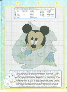 Gallery.ru / Фото #4 - punto de cruz Disney 2 - anfisa1