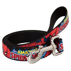 The Amazing Spiderman - Dog Leash Old Glory…
