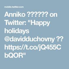 David Duchovny, Happy Holidays, Twitter, Happy Holi
