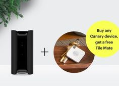 Never Miss a Thing. Our friends at @canary are giving away a FREE Tile with every order today. Check it out: https://canary.is #tiledit  www.thetileapp.com