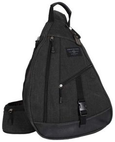 HarleyDavidson Mens C4 Sling Backpack CC8143SGRYBLK * Click on the image for additional details.
