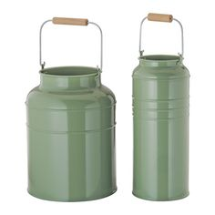 IKEA - SOCKER, Vase, set of 2, Suitable for both indoor and outdoor use.</t><t>Can be stacked inside one another to save room when storing.
