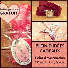 #saintvalentin emballage #cadeau #gratuit plein de suggestion cadeau en boutique des #bijoux à profusion passer voir !