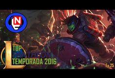 PANTHEON TOP | parche 6.12 | Ep. 25 - League of Legends en español