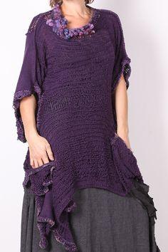 Aproximat by Tatiana Palnitska - Art to Wear Originals - roomy