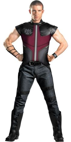 Adult Hawkeye Costume - Party City