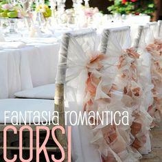 Corso Wedding Planner a Firenze con Stage 2017/2018 - FANTASIA ROMANTICA