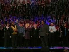 Don't you just LOVE Ron Kenoly's voice?   Shout To The Lord - Darlene Zschech ( Awesome )