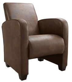 Fauteuil Jazzi. Stijlvolle fauteuil met een moderne vormgeving en sierlijke belijning.  Mooi en praktisch en met een uitstekend zitcomfort.  Optioneel ook verkrijgbaar met een bies, contraststiksel, HR-schuim in  de zitting, lendesteun en vlindernaad.