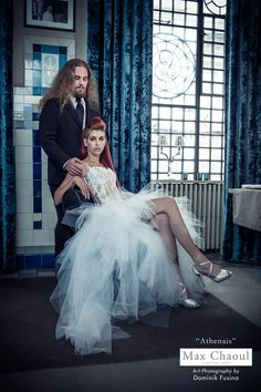 Max Chaoul Couture - robe Athenais